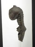 Thumbnail image of Left pauldron and vambrace Littlecote collection