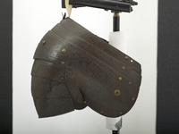 Thumbnail image of Right pauldron Littlecote collection