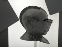 Thumbnail image of Close helmet From a cuirassier's armour. Littlecote collection