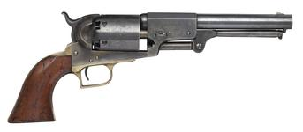 Thumbnail image of Percussion six-shot revolver - Colt Dragoon, 2nd Model Pattern 1850