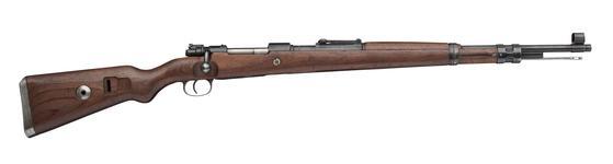 Thumbnail image of Centrefire bolt-action military rifle - Mauser Kar 98k