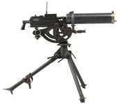Thumbnail image of Browning Model of 1917 A1 machine gun by Colt, American, about 1918