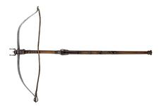 Thumbnail image of Crossbow Bullet crossbow, sporting.