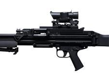 Thumbnail image of Centrefire automatic machine gun - HK MG 43