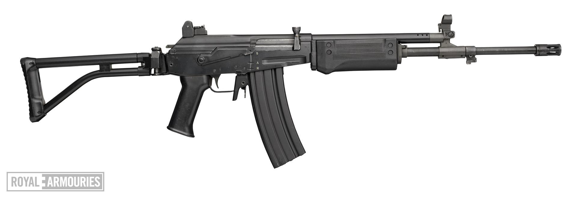 Centrefire automatic rifle - Galil