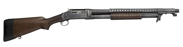 Thumbnail image of Centrefire pump-action shotgun - Winchester Model 1897 Trench Gun