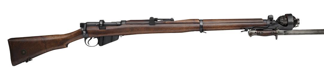 Centrefire bolt-action rifle
