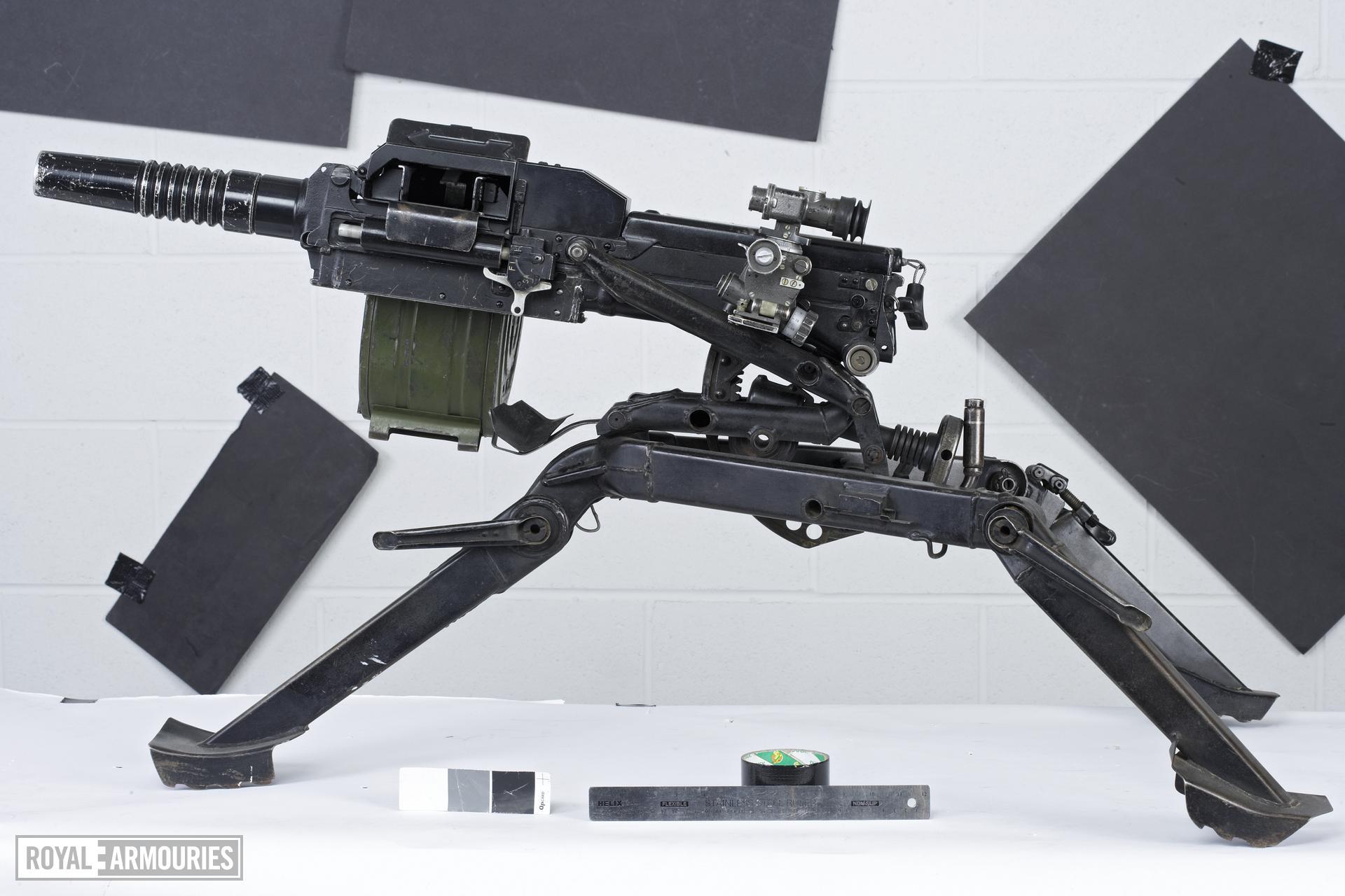 Centrefire automatic grenade launcher - AGS17