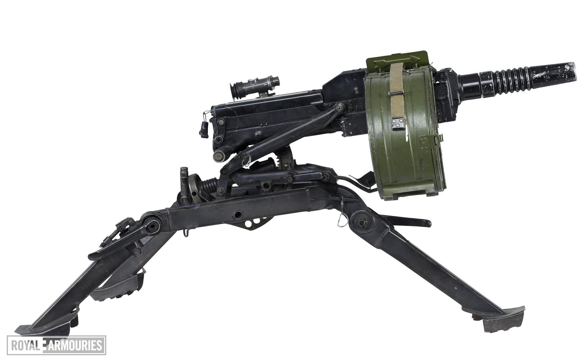 Centrefire automatic grenade launcher - AGS17