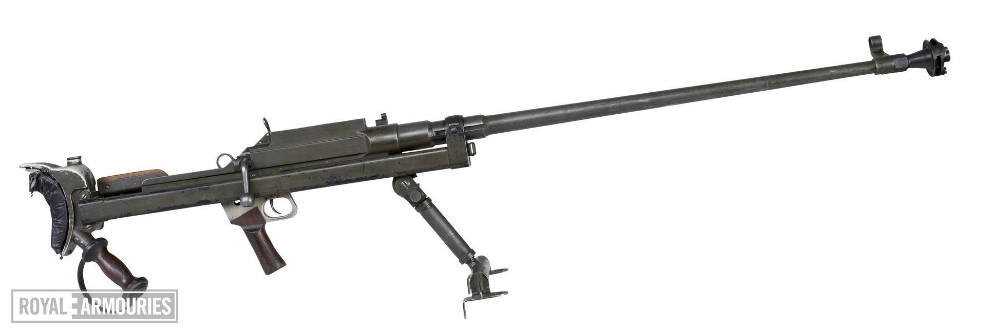 Centrefire bolt-action rifle - Boys Mk.I