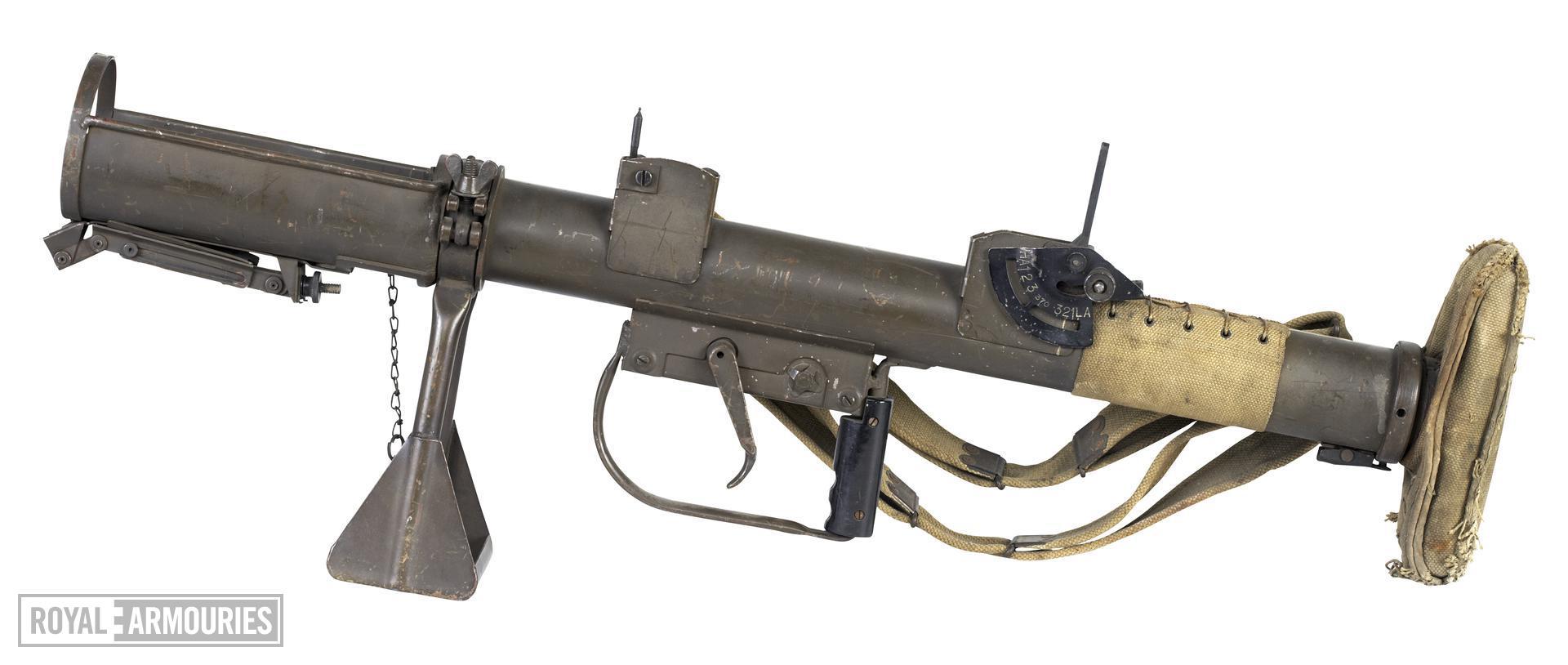 Anti-tank grenade projector - PIAT Mk.I