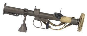 Thumbnail image of Anti-tank grenade projector - PIAT Mk.I Anti tank weapon