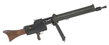 Thumbnail image of Maxim MG08/15 light machine gun, German, 1918