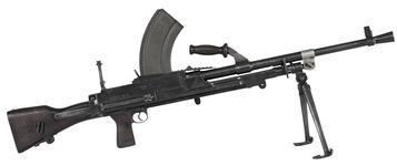 Thumbnail image of Centrefire automatic machine gun - Bren Mk.II