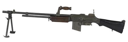 Thumbnail image of Centrefire automatic light machine gun - Browning Model 1918 A2