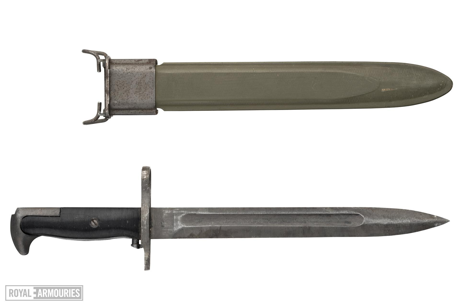 Knife bayonet - M1