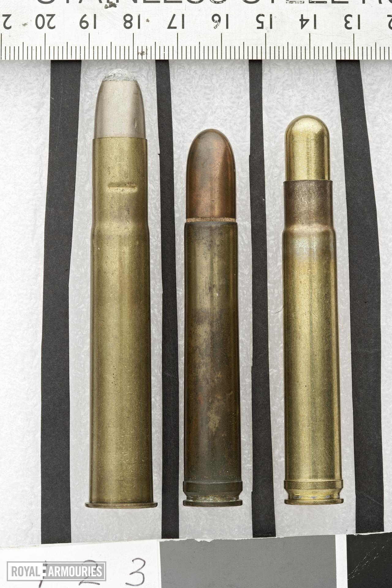 Centrefire rifle cartridge - .416 in Remington Magnum