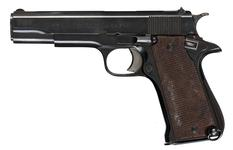 Thumbnail image of Centrefire self-loading pistol - Star Model B