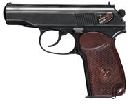 Thumbnail image of Centrefire self-loading pistol - Makarov PM Centrefire self-loading pistol, Makarov PM, Russia, dated 1975