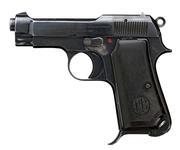 Thumbnail image of Centrefire self-loading pistol - Beretta Model 1935