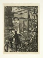 Thumbnail image of Print The Dynamite Outrages, Tower of London, 24 January, 1885
