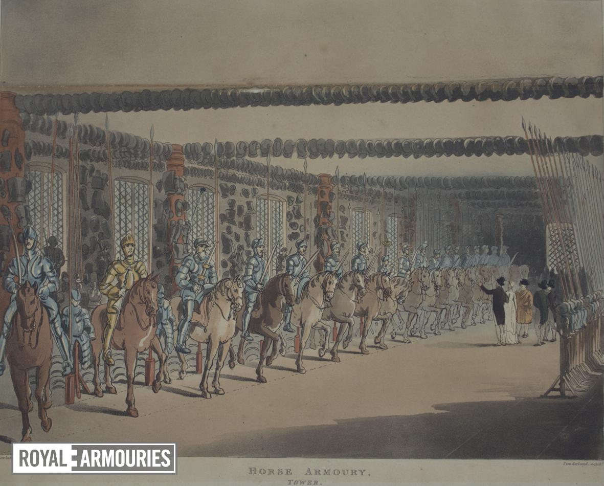 Horse Armoury