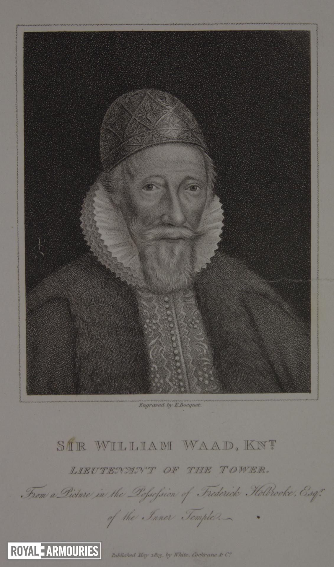 Sir William Waad