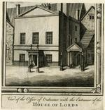 Thumbnail image of Print VIEW OF THE OFFICE OF ORDNANCE ...