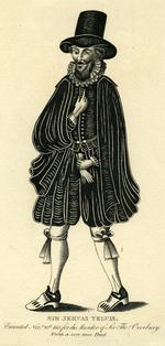 Thumbnail image of Print depicting Sir Gervase Elwes, Lieutenant of the Tower