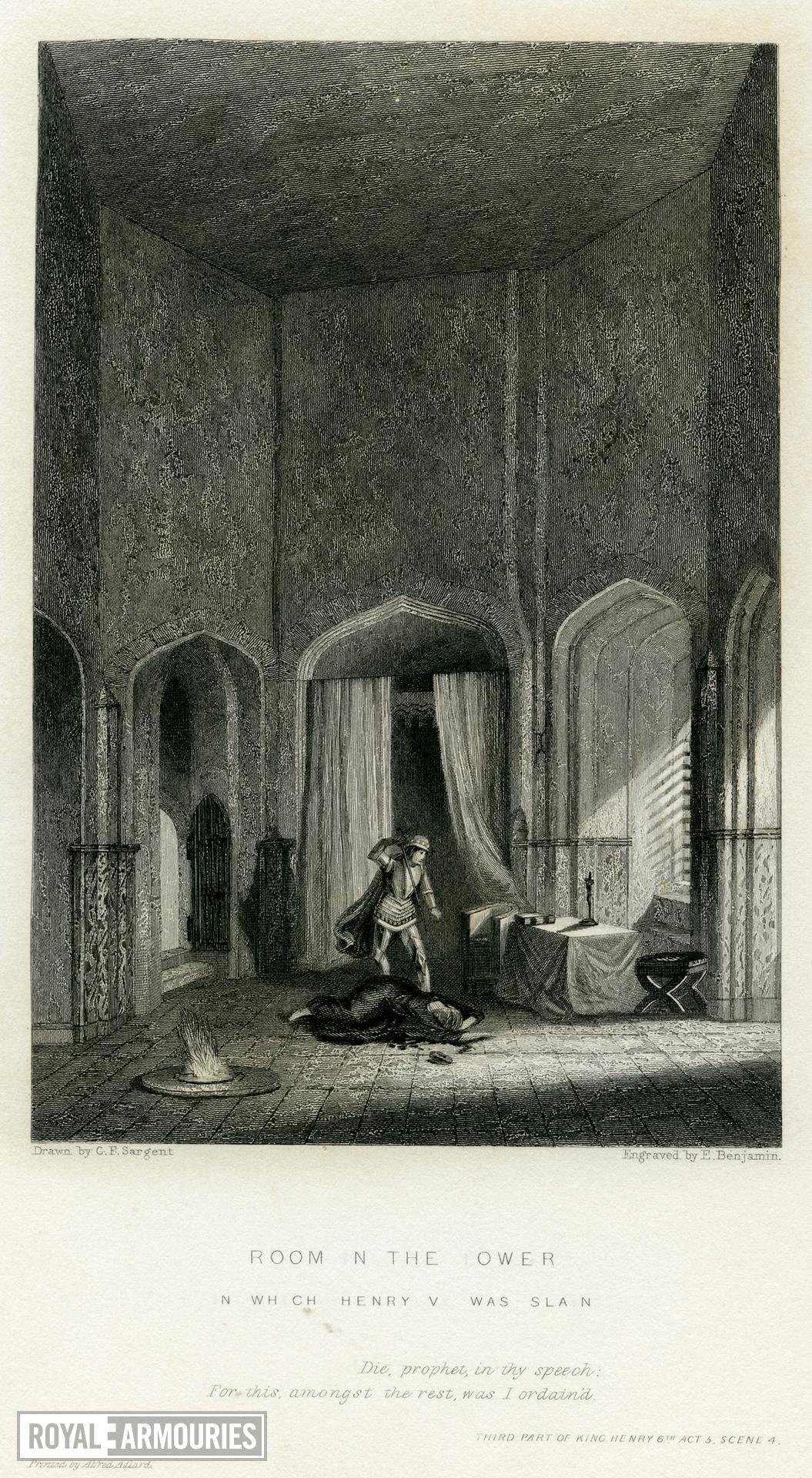 Henry VI's Room