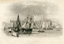 Thumbnail image of Print Steel engraving: The Tower of London