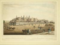 Thumbnail image of Tower of London and the Mint from Tower Hill