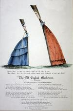 Thumbnail image of Print Coloured Lithograph entitled:  'The Old Musketoon'.