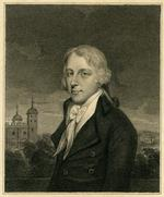 Thumbnail image of Print Untitled portrait, with the White Tower behind.