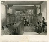 Thumbnail image of Print 'Tower of London, the Crown Jewel Room.