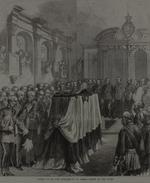 Thumbnail image of Illustrated London News - Funeral of Sir John Burgoyne