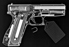 Thumbnail image of Airsoft pistol Glock 17 Copy