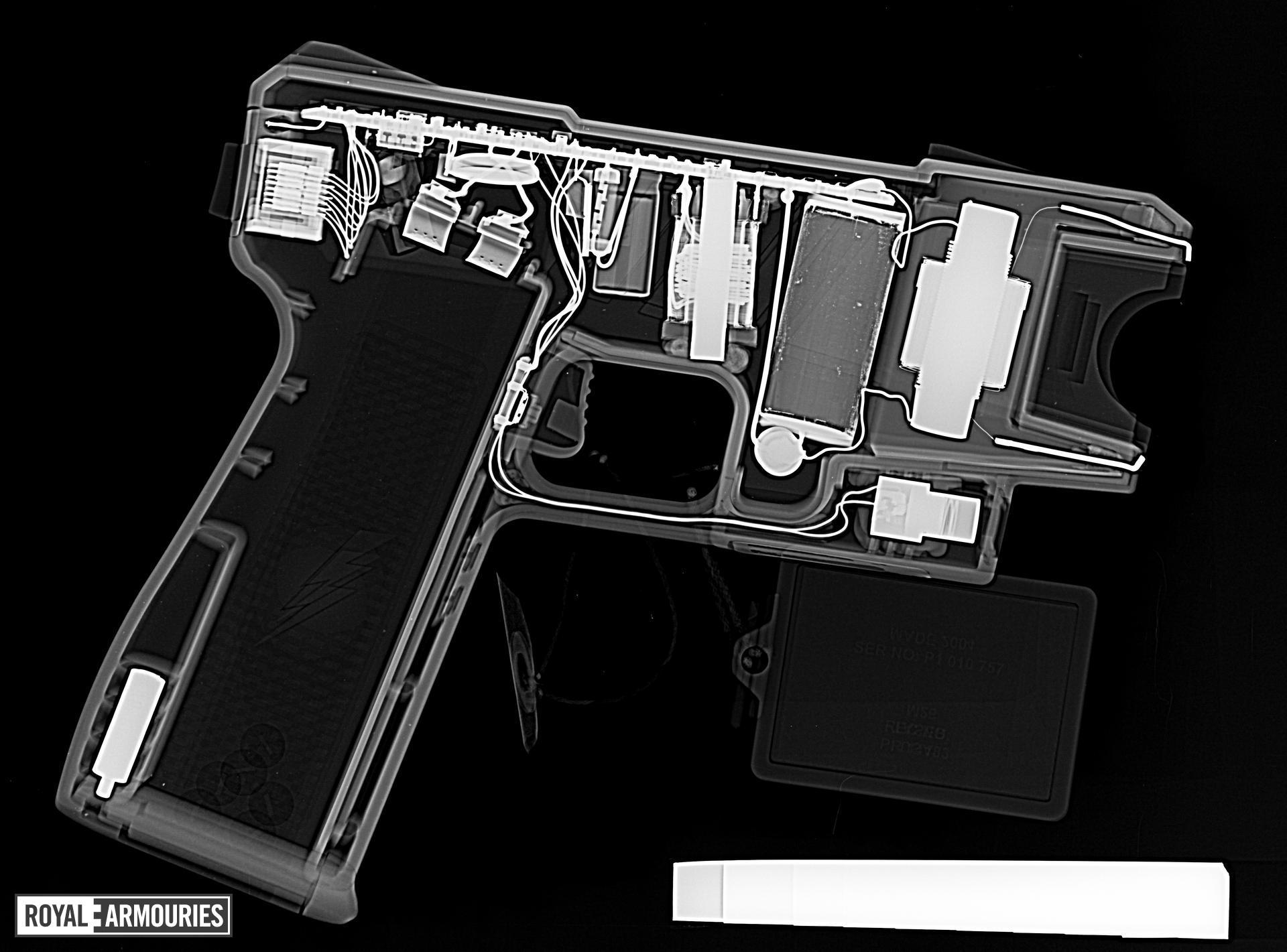 Electroshock device - M26 Taser