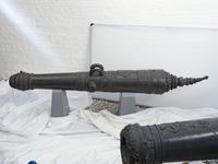 Thumbnail image of 4.5 pr gun Made of bronze