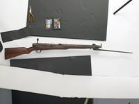 Thumbnail image of Centrefire bolt-action magazine military carbine - Arisaka Type 44