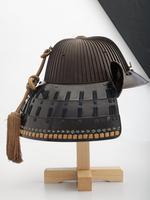 Thumbnail image of Helmet (suji kabuto) By Saotome Ietada.