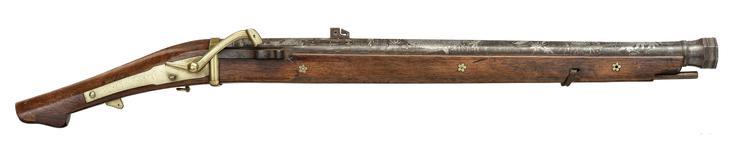 Thumbnail image of Matchlock musket (teppo) By Kunitomo Fuji Tomoe