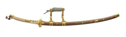 Thumbnail image of Sword (tachi) By Hiromoto.