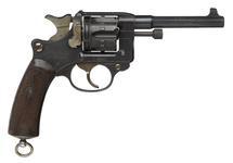 Thumbnail image of Centrefire six-shot revolver - Ordnance Model 1892