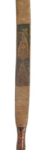 Thumbnail image of Composite bow with sinew bindings