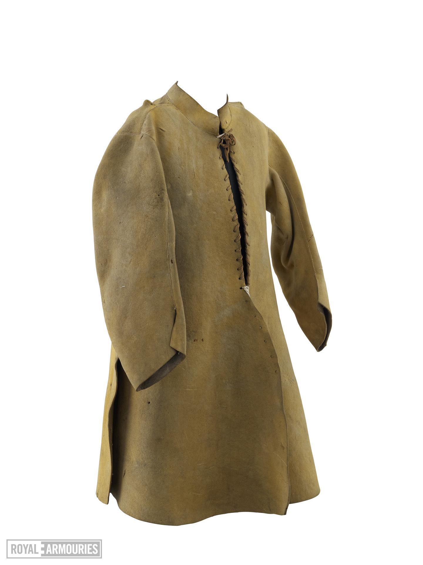Buff coat For a harquebusier. Littlecote collection