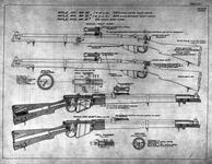 Thumbnail image of Short, Magazine Lee Enfield (SMLE) rifle and Pattern 1907 bayonet - Arms of the First World War