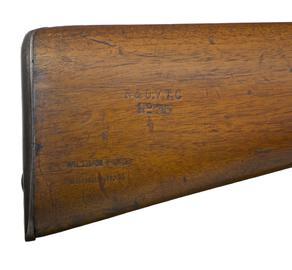 Centrefire breech-loading rifle
