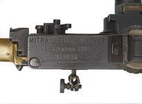 Thumbnail image of Saint Étienne Modèle 1907 machine gun - Arms of the First World War