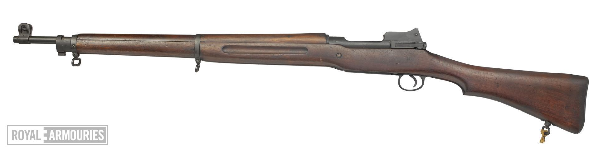 M1917 centrefire bolt action rifle , American, about 1917, made at Winchester Repeating Arms Factory